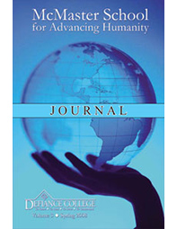 Journal Cover 2008